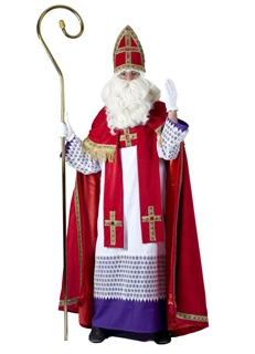 Mikuláš, Santa Claus maska
