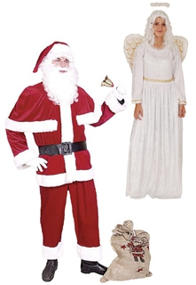 Mikulášské, Vánoční masky
