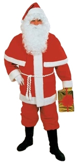 Vánoční kostýmy