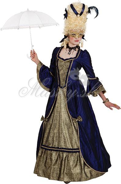 Baroková dáma 25