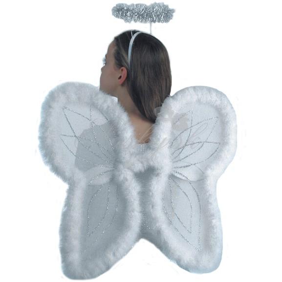 Křídla andělské dětské 5308
