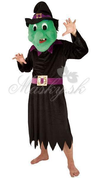 Maskot čarodejnice 45801