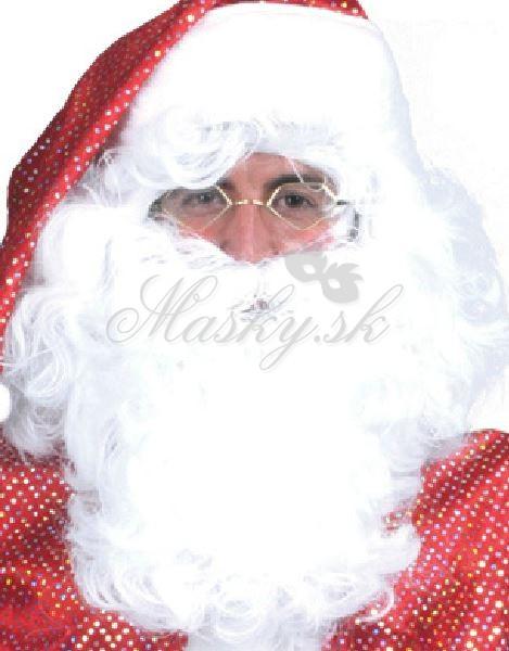 Paruka s bradou Santa 2525