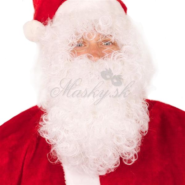 Paruka s bradou Santa 48263