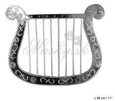 Andelská harfa 53988
