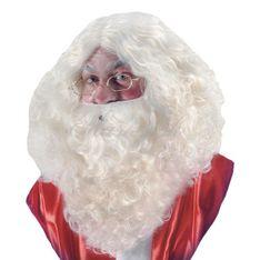 Paruka s bradou Santa 2365