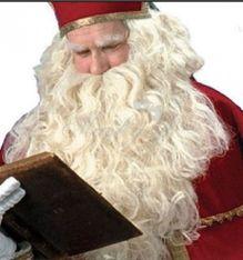 Parochňa s bradou Santa 2524