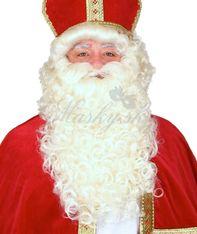 Paruka s bradou Santa 48065