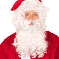 Paruka s bradou Santa 48261