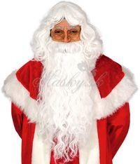Paruka s bradou Santa 4977