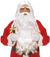 Paruka s bradou Santa X1524